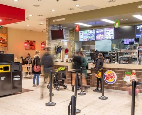Burger King F-min