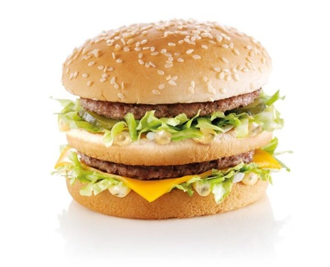 McDonalds montage
