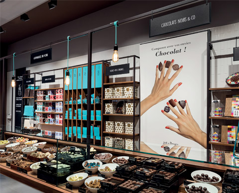 boutique Jeff De Bruges