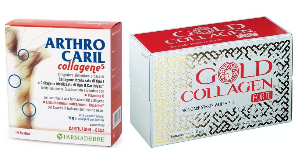 collagene integratori