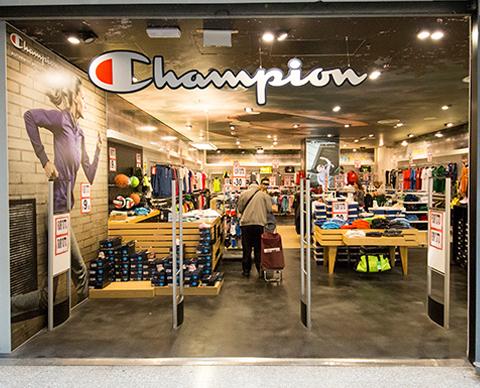 Champion al centro La Romanina - Abbigliamento - Roma, buoni ...