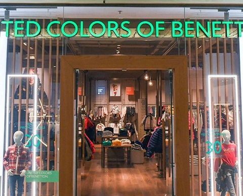 UNITED COLORS OF BENETTON