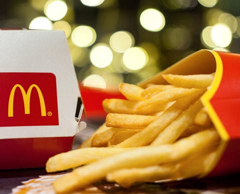 Fries fra Mcern