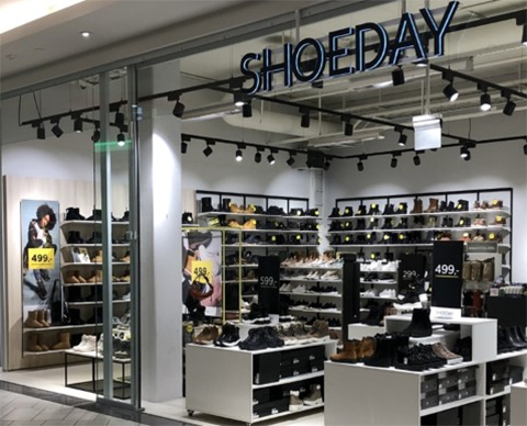 Shoeday forsidebilde