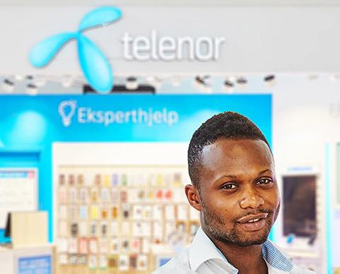 Telenorbutikken