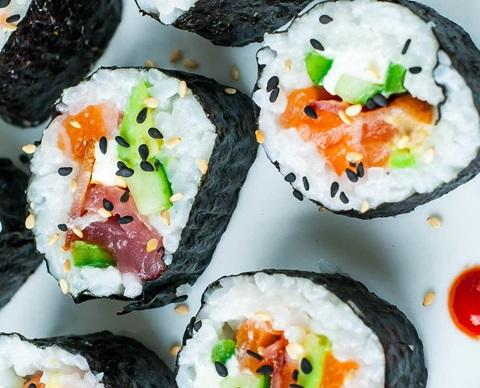 Din Sushi - bilde hjemmeside