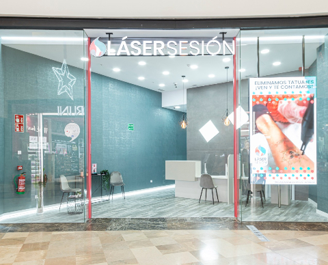 Laser sesion