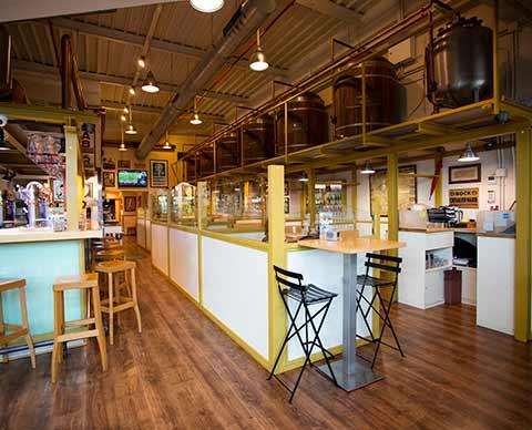 La Fábrica Museo de la Cerveza
