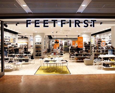 Feet-First