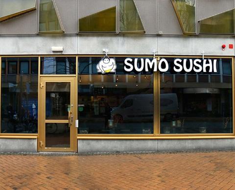 Sumo-Sushi
