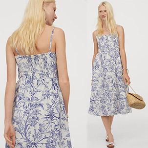 Sommerkjole fra H&M